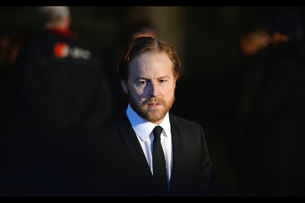 """I'm sorry, I have no recollection of having been in a Marvel, Star Wars or Hunger Games. You've probably mistaken me for one of those Hemsworths…""  (subsequently identified as: Samuel West)"