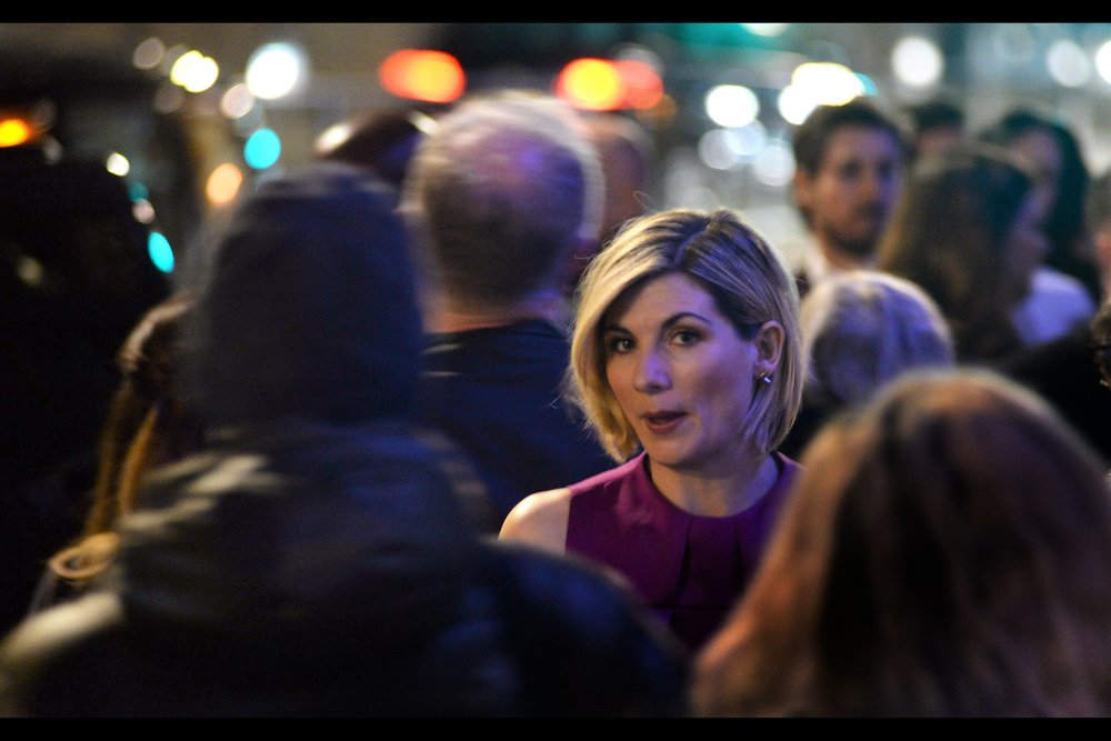 Jodie Whittaker is the current incarnation of Dr Who, a show I also have not watched in any of its incarnations. Although I veer towards one day watching the one where Jenna Coleman co-starred, I suppose Jodie Whittaker would be second most likely?