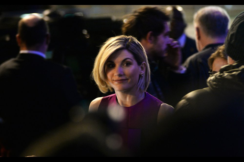 Good enough!! (is it okay to like Jodie Whittaker even as a non-fan of Doctor Who?)