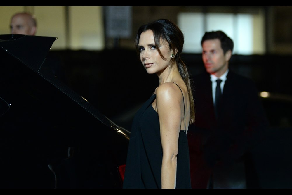 Oceans rise, cities fall, species become extinct, and that moment between Victoria Beckham and I continues. We're possibly like those two old people in Inception who shared a lifetime while everyone else just spent five seconds looking at their watch / mobile phone.