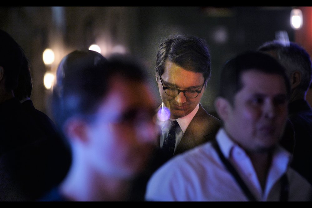 October 13th (III) : Paul Dano in a doorway for    'Wilderness'   .