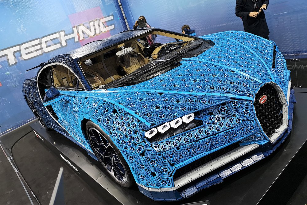 November 1st. Remember Disney f**king hates you, so instead of the    EUROPEAN PREMIERE of Nutcracker and the Four Realms    (redefined as a closed event AFTER the event), a 1:1 Scale Lego Bugatti Chiron.