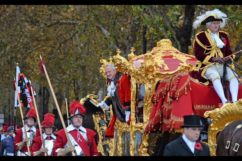 November 10th : it's not a premiere, but it's    the Lord Mayor's Show   . And it's more of an event than the last Disney European Premiere you stupidly went to thinking it was a European Premiere.