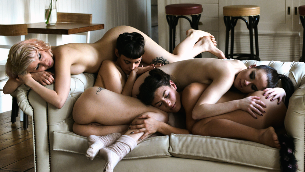 'Meow: Kitten's Orgy' is a sensual feast and one of the best performances.