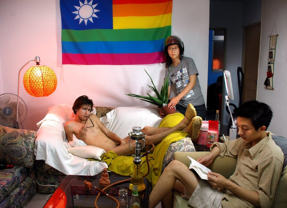 Tzeng Yi-Hsin, 'Olympia' 2014. Courtesy of Tzeng Yi-hsin