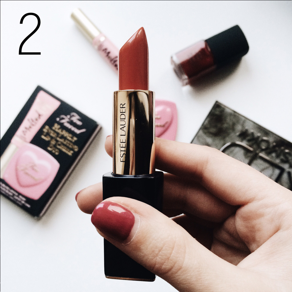 Estee LAuder Blogger Fashion Beauty