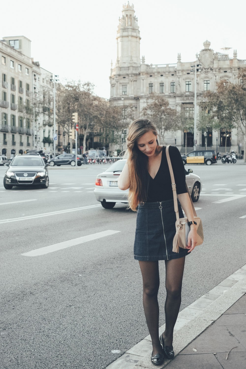 Anna Katina Travel Fashion Blogger Barcelona