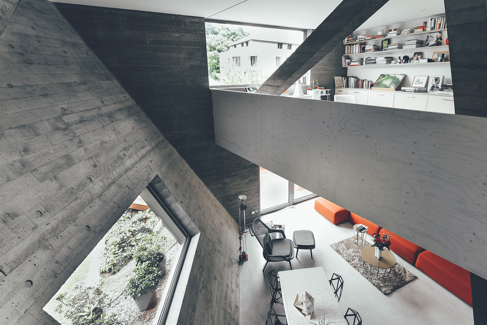 Wall Street Journal WSJ architecture interior photographer Luxembourg
