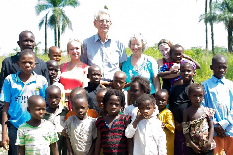 Van & Janesse, missionaries/church planters in Sierra Leone
