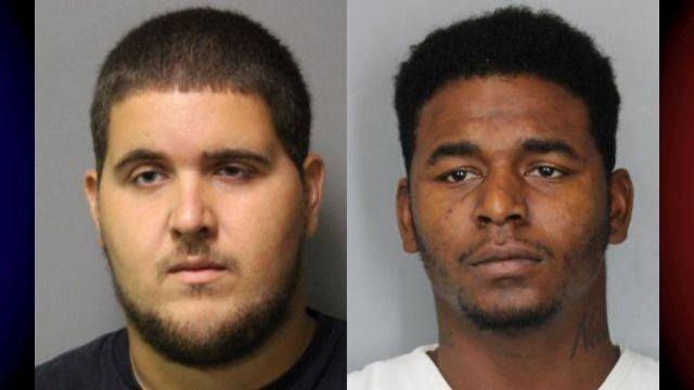 George L. Dunn, 24, of Georgetown and Rashawn B. Davis, 24, of Millsboro