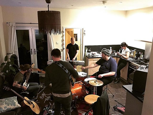 All the lads! #practice #music #create #new #stuff