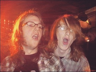 What an absolute SCORCHER!! Ha Neil & Gaz back in the day! Please let us help you make terrible memories and embarrassing photos to look back on, this St Patrick's Day. :) Tickets in Bio. . . . . . . #stpatricksday #gig #music #embarrassing #oldschool #longhair #nobeardhashtagbackthengaz #systemofadown #dance #party #goodtimes #youth