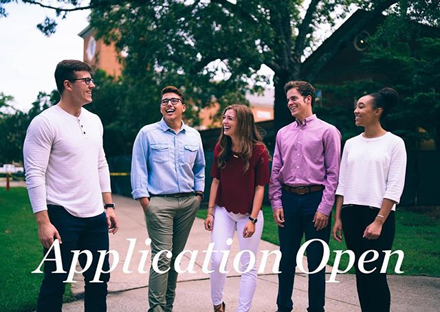 OUR APPLICATION IS NOW OPEN! Be among the first of the Class of 2023 to apply to the #1 nationally ranked university in Alabama. (Forbes Inc. and The Wall Street Journal, 2018) • #samforduniversity #samford #samford2023 #samfordu #choosesamford