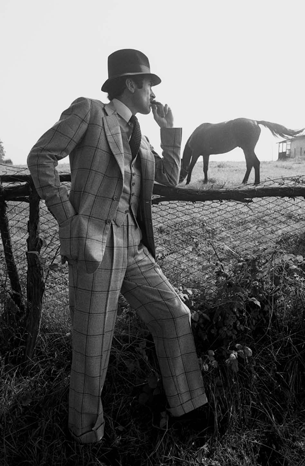 Luciano Barbera, Vogue Uomo, June 1968