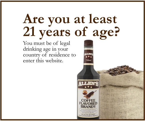 By entering this website you agree that you are 21 years of age or older. Please drink responsibly.