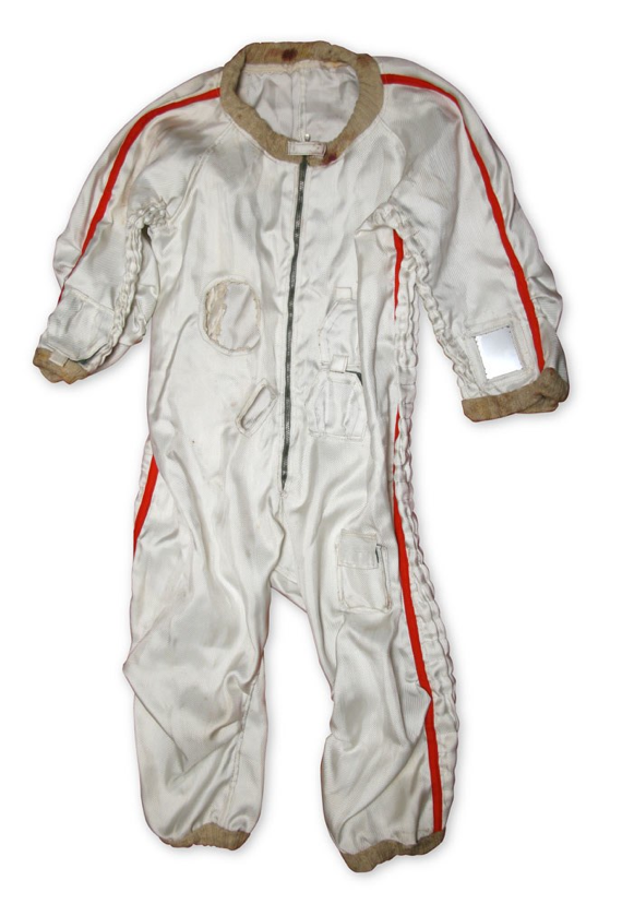 model of layers of the space suit - photo #28
