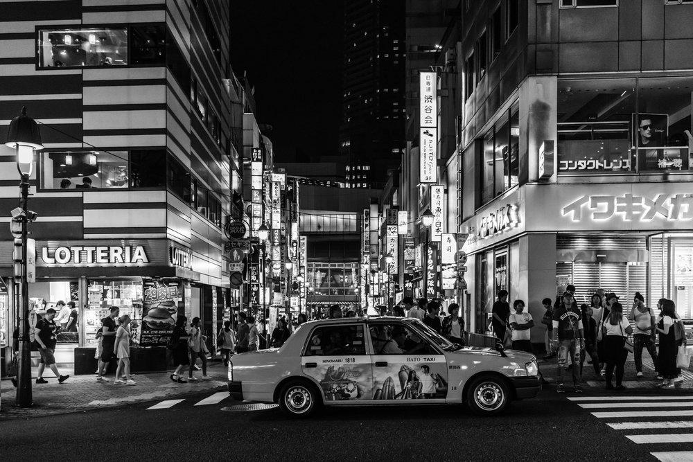 Shibuya 2016 #1