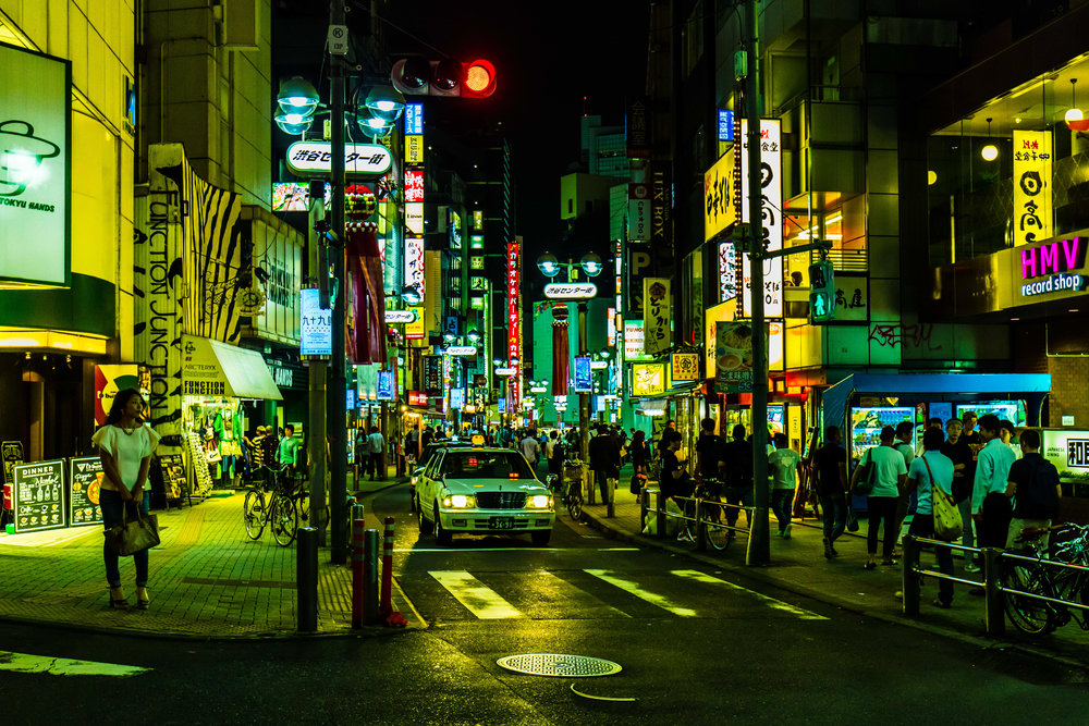 Shibuya 2016 #2