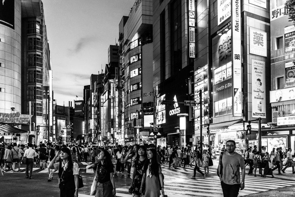 Shibuya 2016 #3