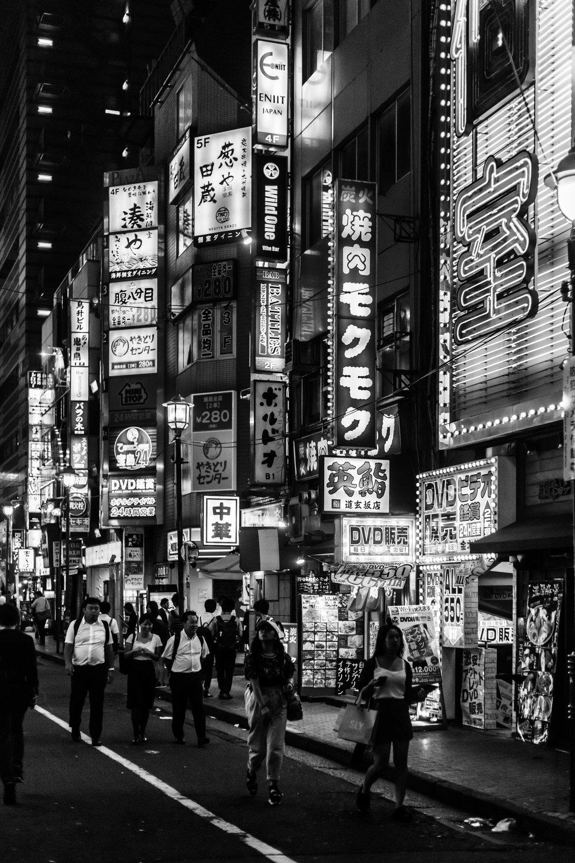 Shibuya 2016 #5