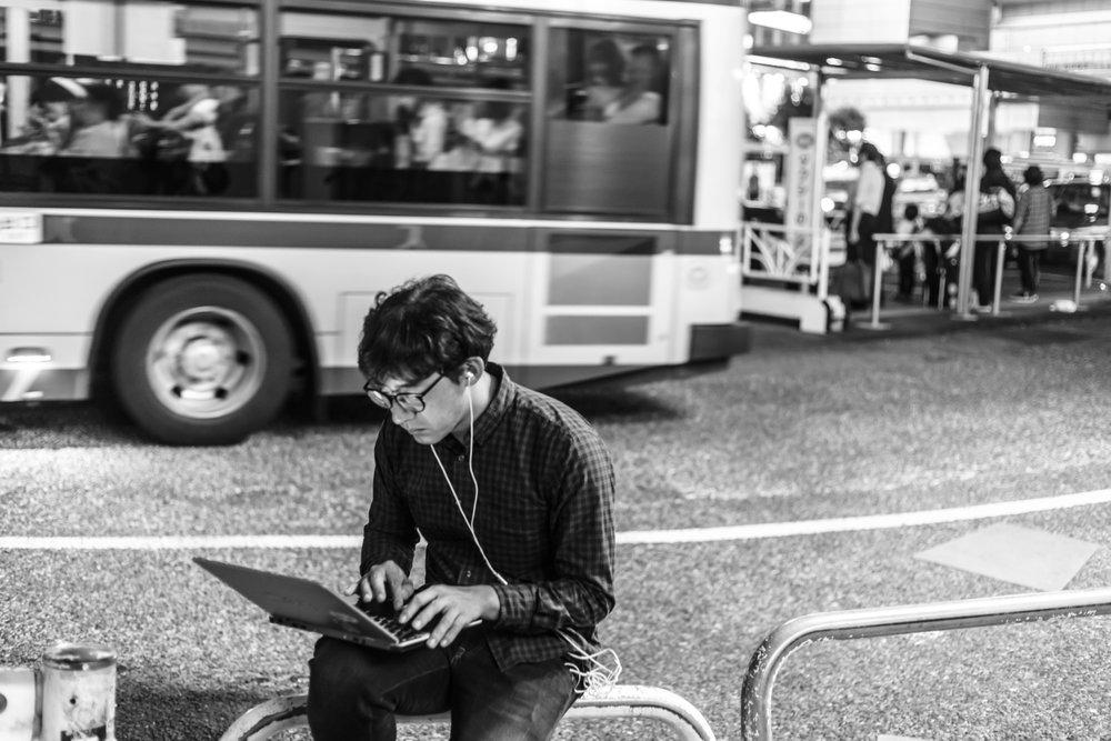 Shibuya 2016 #8