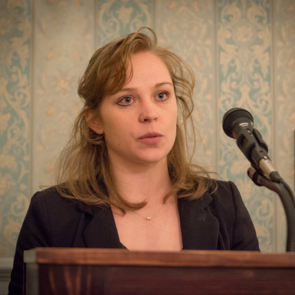 Stephanie Littlehale - Georgetown University Law School 3L Student