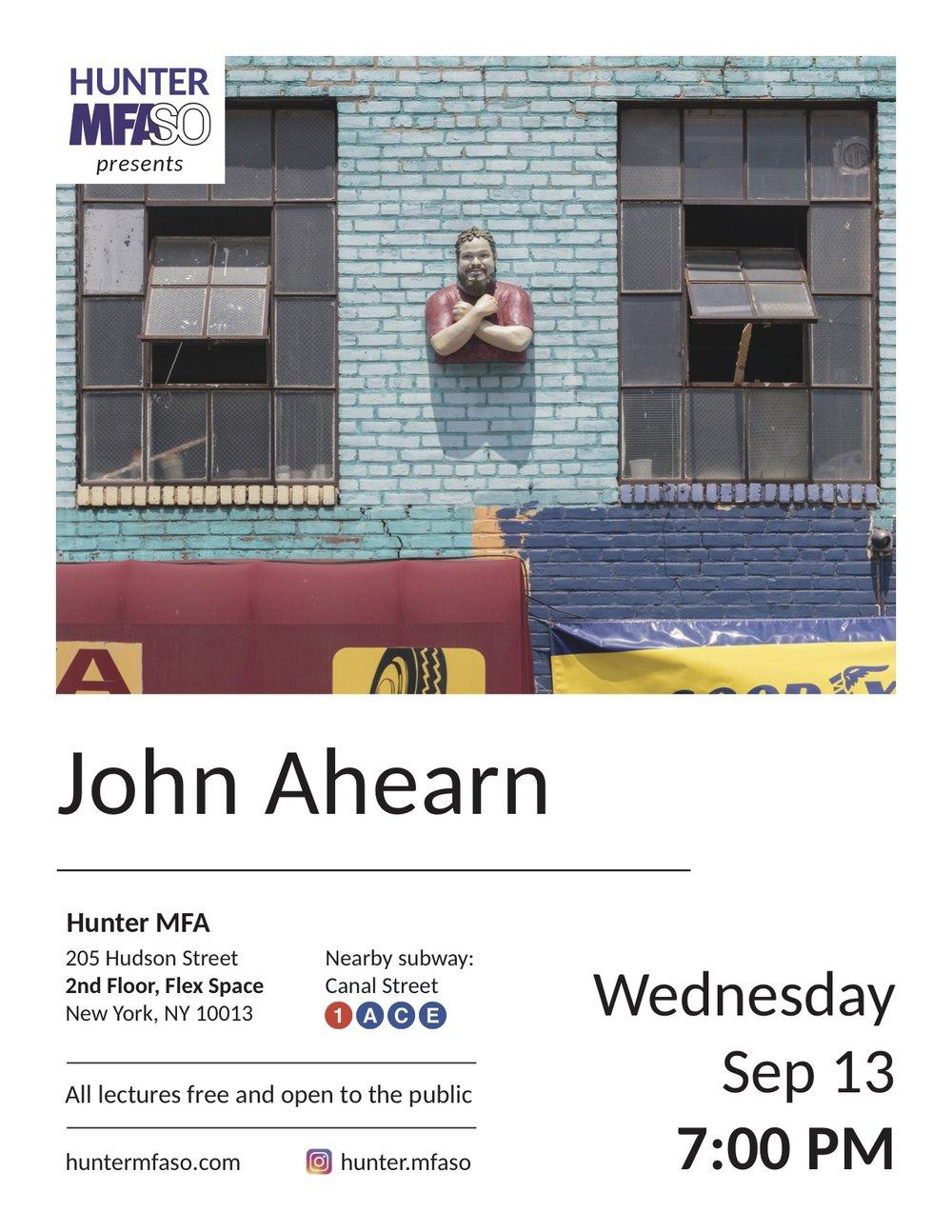 MFASO_LectureFlyer_JohnAhearn9_13.jpg