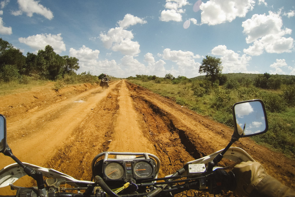 Picking the smoothest route south inKenya.