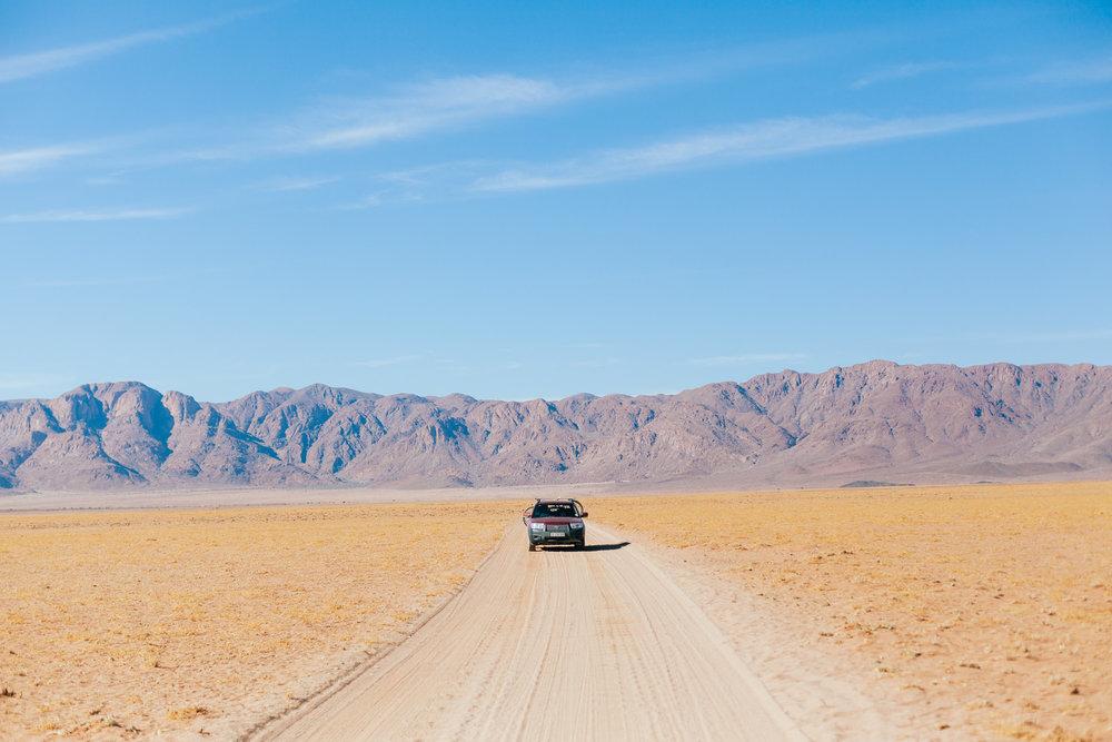 Onwards to Namibrand Nature reserve.