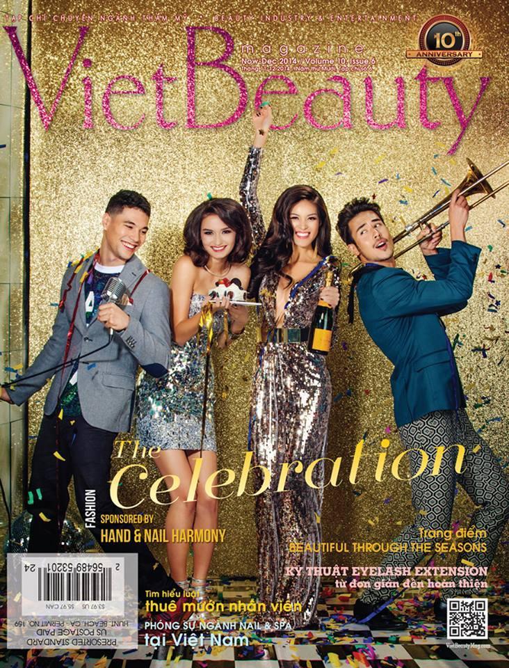 VietBeauty Magazine Isabelle Du