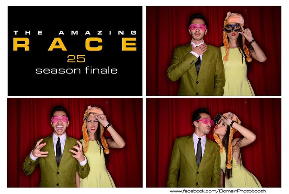 #TheDatingCouple Amazing Race Premiere Dennis Hour Isabelle Du