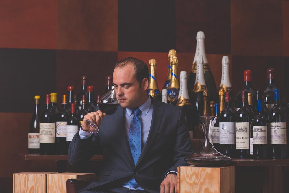 Dimitri Marqueteau, Bohemia Restaurant Manager