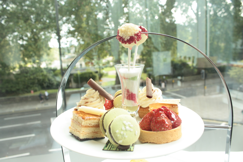 Lancaster London Launches Sweet New Afternoon Tea