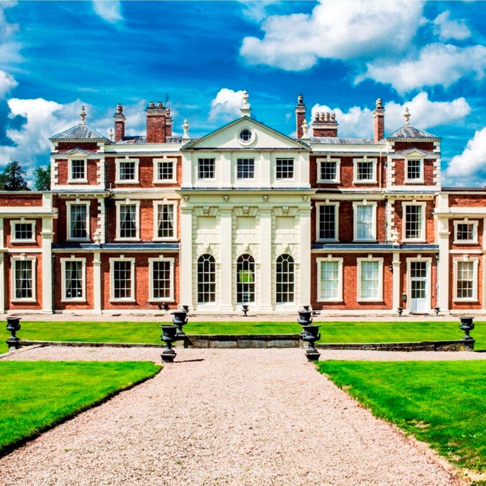 Hawkstone Hall - May 2019