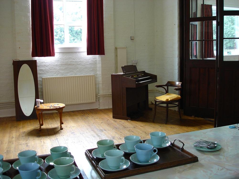 Interlude, Cracroft Hall