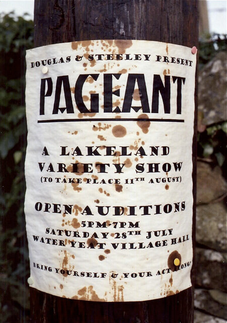 PAGEANT - A Lakeland Variety Show