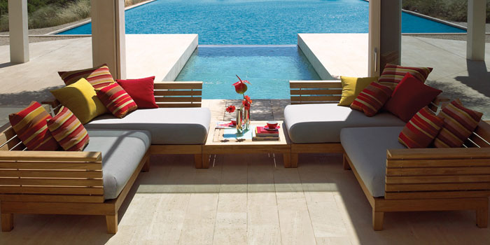 Woodstock Architectural Products Outdoor Spaces Are