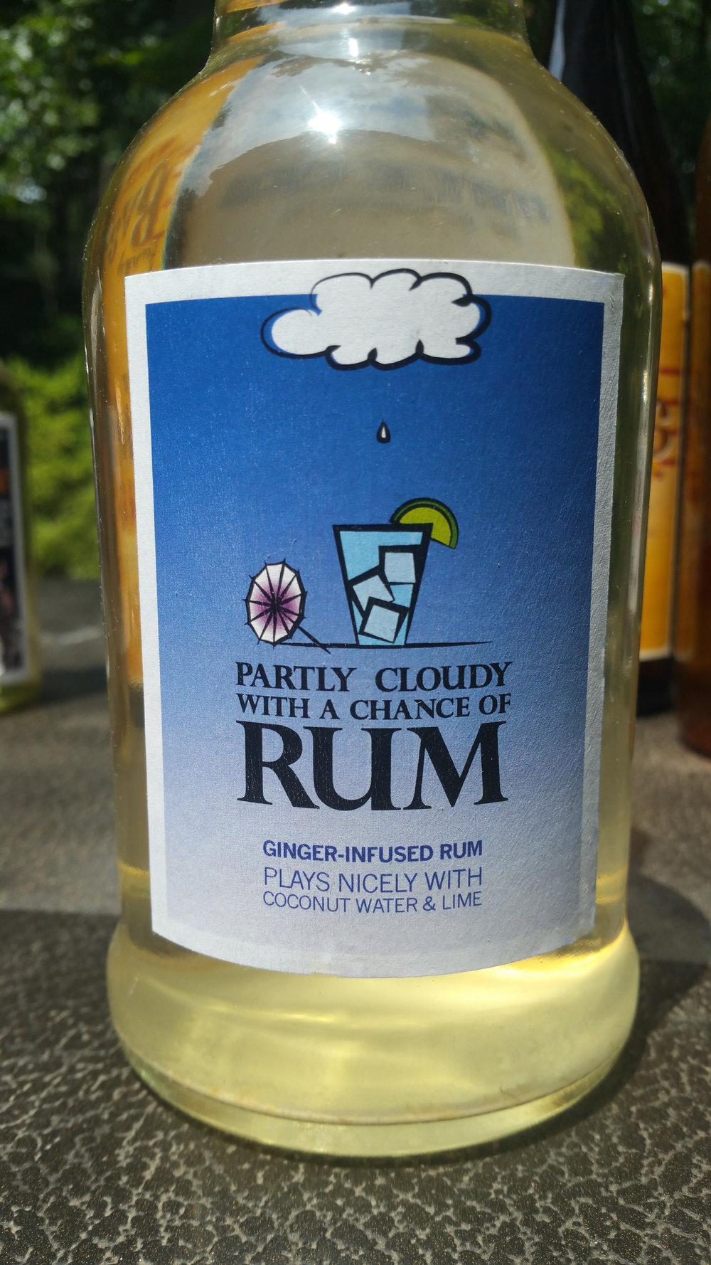 Ginger Rum