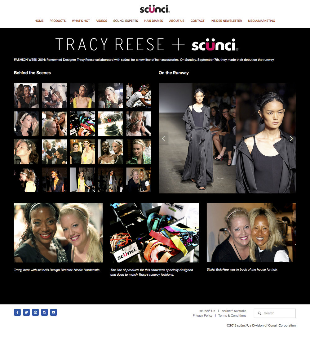 Tracy Reese Partnership