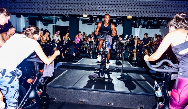 The New York Times: Spin Class Full? Feel the Burn From Your Living Room