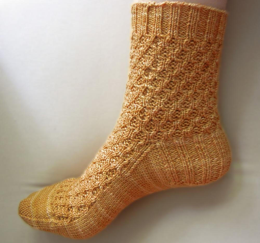 Studio North - Honeycomb Socks