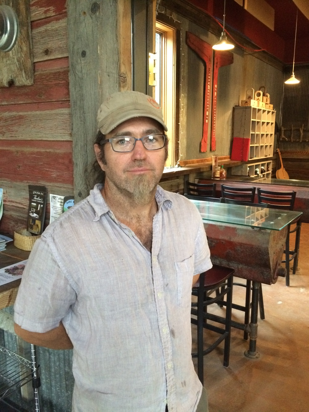 <p><strong>Chris Neill</strong>Homstead Ales Brewing Company<a href=homestead-ales>Day 4 →</a></p>