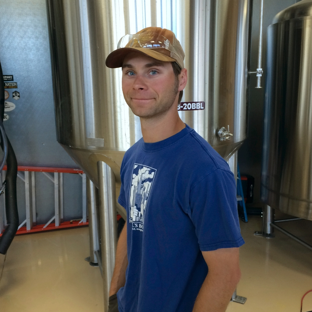 <p><strong>Cole Schneider</strong>Kalispell Brewing Company<a href=kalispell-brewing-company>Day 7 →</a></p>