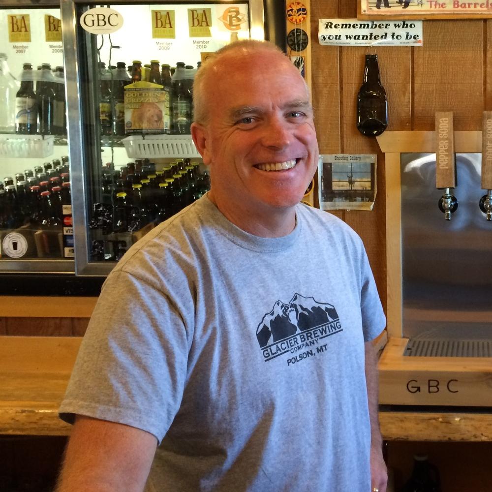 <p><strong>David Ayers</strong>Glacier Brewing Company<a href=glacier-brewing-company>Day 6 →</a></p>