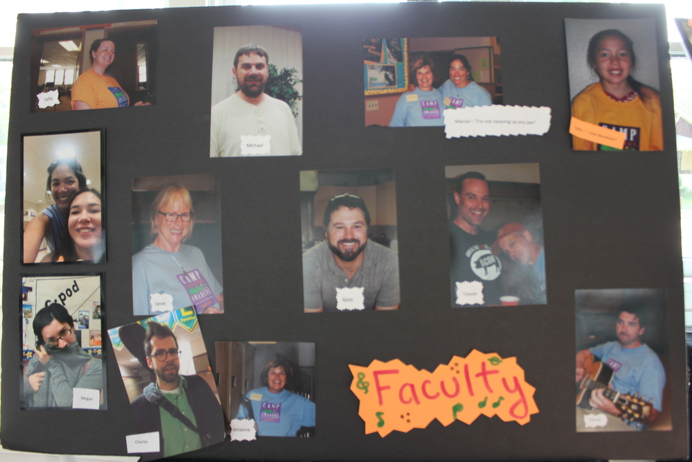 PICTURES OF SOME OF THE TEACHERS