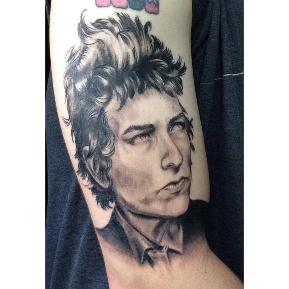 My love for Bob Dylan goes beyond his music.