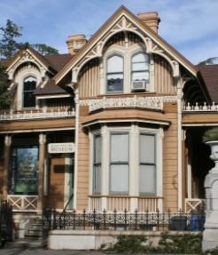 The Boyd Gate House, San Rafael, CA