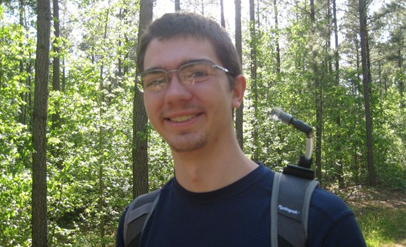John Furry, M.S. Biology, 2011