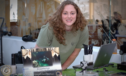 Amber Taylor, B.S. Bioinformatics, 2012