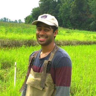 Anurag Avadhuta, Undergraduate Researcher